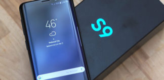 Samsung Galaxy S9 Android 8.1 Oreo GeekBench