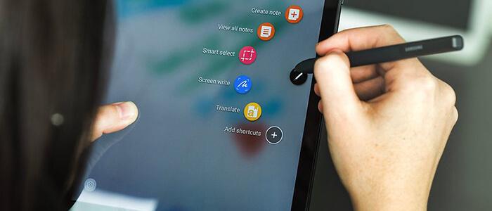 Samsung Galaxy Tab S4 Wi-Fi Alliance