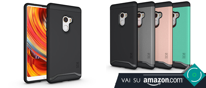 Xiaomi Mi MIX 2 migliori cover custodie Amazon