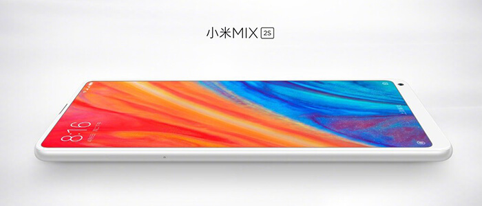Xiaomi Mi MIX 2S Android P Beta Program