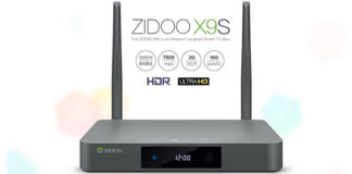 Zidoo X9S offerta Geekbuying
