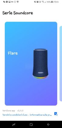 Anker SoundCore Flare recensione