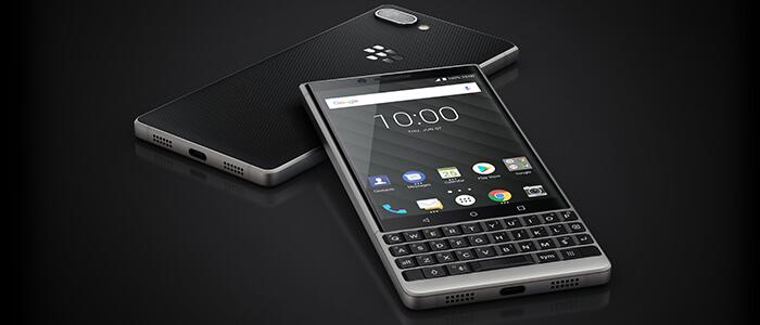BlackBerry KEY2 ufficiale