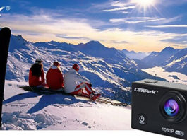 Campark ACT68 action cam offerta Amazon