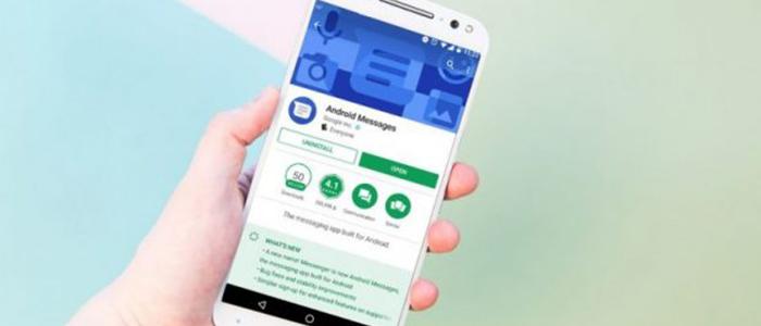Come utilizzare Android Messaggi per il Web