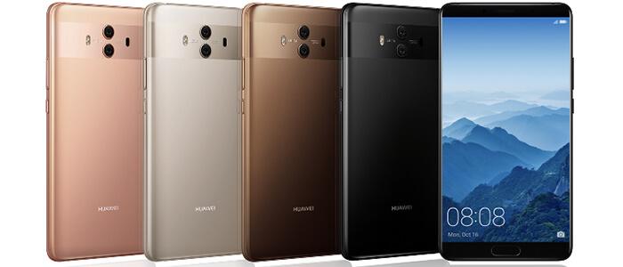 Huawei Mate 10 EMUI 8.1 beta tester
