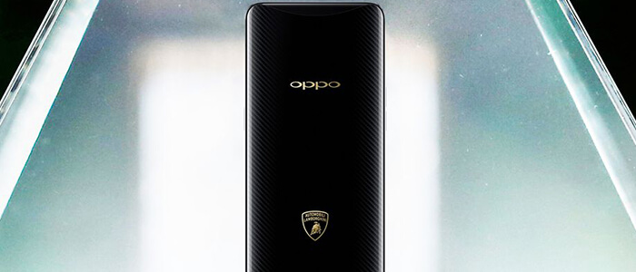 OPPO Find X Lamborghini Edition Super VOOC