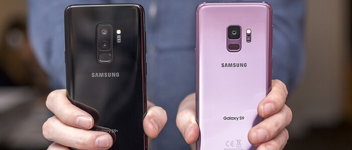 Samsung Galaxy S9 Vodafone Unlimited
