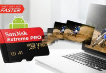SanDisk Extreme Pro 32 GB Amazon