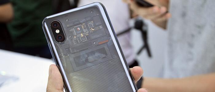 Xiaomi Mi 8 1 milione unità vendute