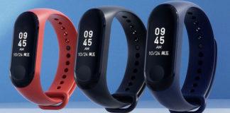 Xiaomi Mi Band 3 pre-ordini GearBest
