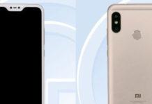 Xiaomi Redmi 6 teaser