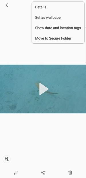 Come Impostare Uno Sfondo Video Nel Blocco Schermo Di Galaxy S8 E Note 8
