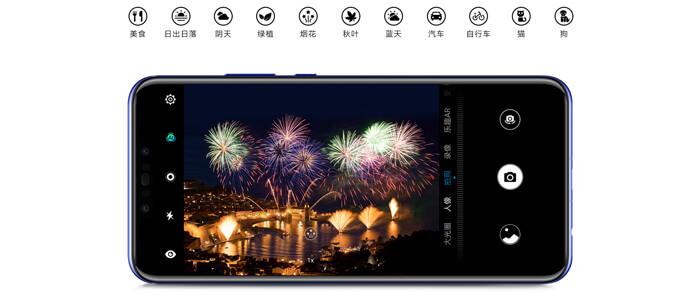 Fotocamera e funzioni dell'Huawei Nova 3