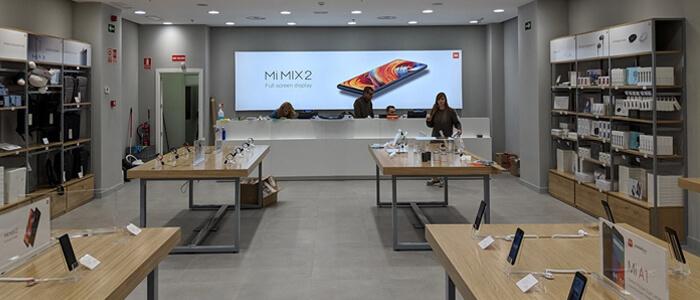 Store Xiaomi di Milano