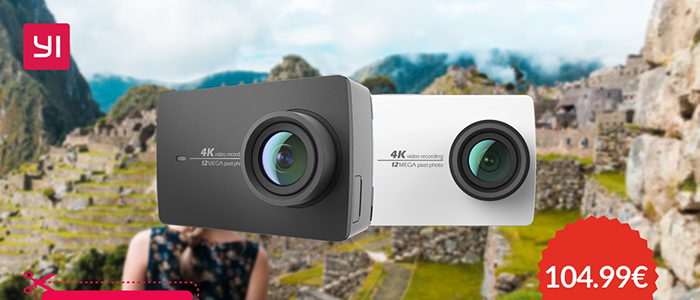 YI 4K Action Cam