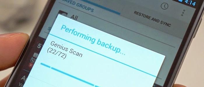 recuperare dati smartphone rotto