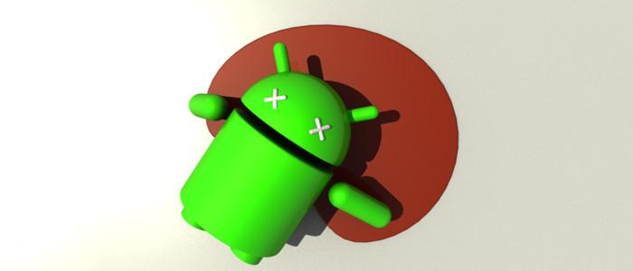 recuperare dati da smartphone rotto