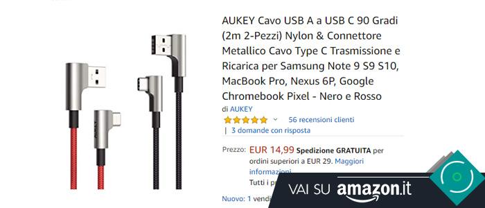 Migliori cavi USB Type-C