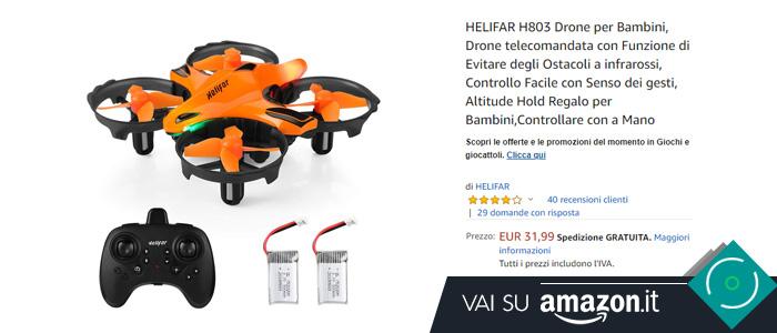 Miglior drone economico
