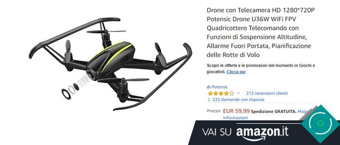 Migliori droni economici