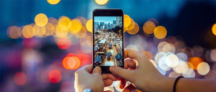 Come fare foto belle con lo smartphone