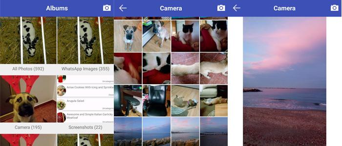 Cancellare foto sfocate automaticamente