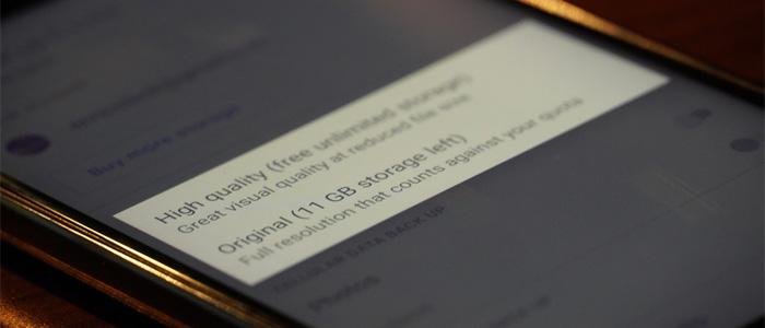 inviare video da Android ad iPhone