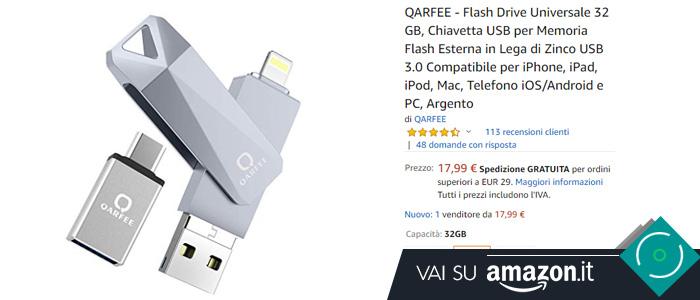 Migliore chiavetta USB OTG