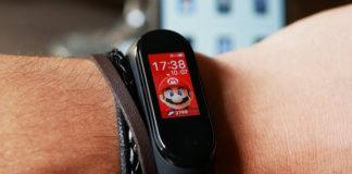 installare watchfaces personalizzate su Xiaomi Mi Band 4