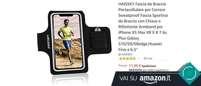 Fascia da braccio Haissky