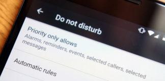 Come personalizzare la funzione non disturbare su Android