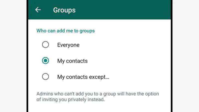 app di messaggistica Android