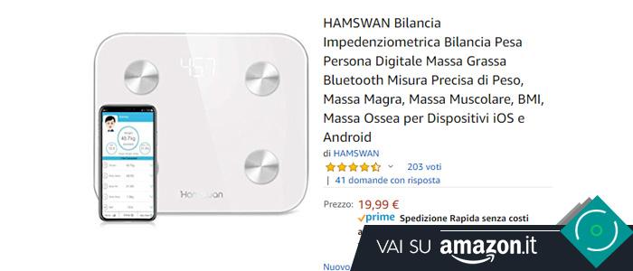 Bilancia smart HAMSWAN