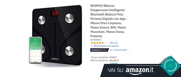 Bilancia smart RENPHO