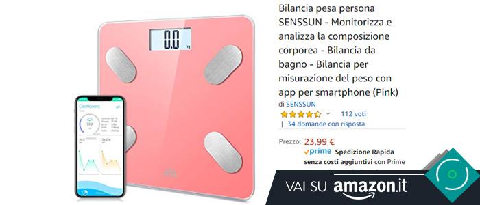 Bilancia smart SENSSUN