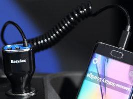 Migliori caricabatterie smartphone da auto