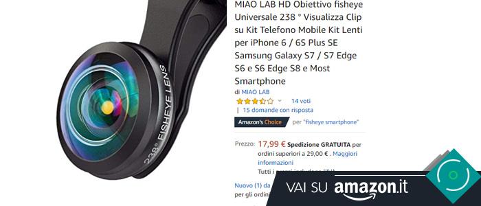 Kit lenti smartphone MIAO LAB HD