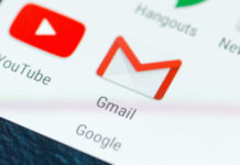 Aprire una specifica cartella Gmail dalla home