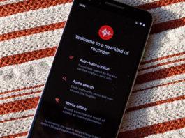 Prendere appunti su Android con Google Recorder