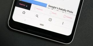 Spostare barra navigazione Chrome
